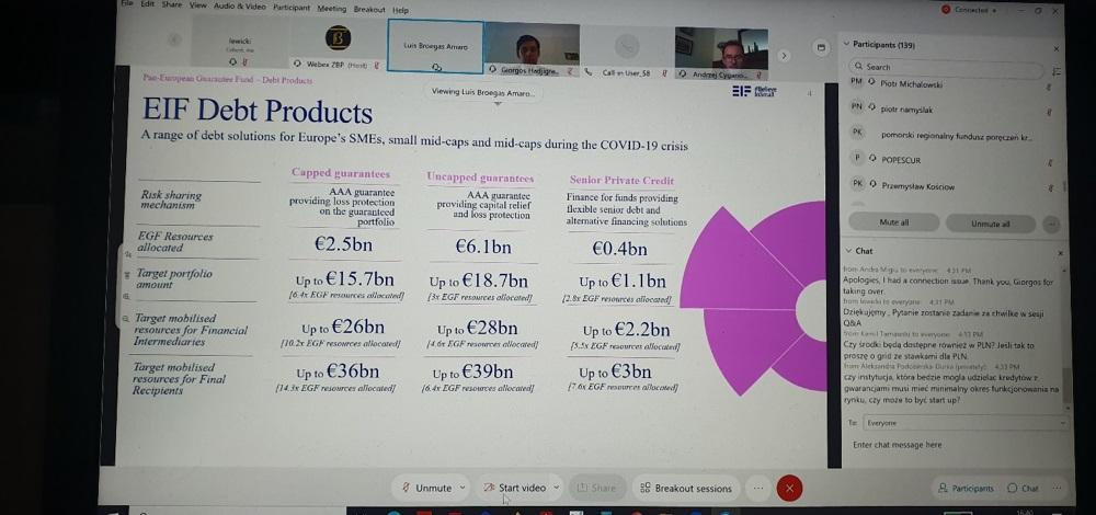 Fot. KPK: EFI jest sprawdzonym partnerem polskiego rynku, także podczas kryzysu COVID-19